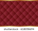 ornate seamless background with ...   Shutterstock .eps vector #618058694