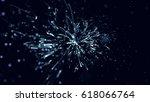particles background dust