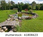 Beautiful Classical Garden Fis...