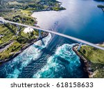 whirlpools of the maelstrom of... | Shutterstock . vector #618158633
