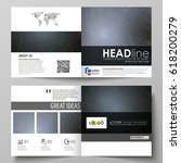 business templates for square... | Shutterstock .eps vector #618200279