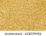 Elegant Gold Glitter Sparkle...