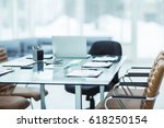 desk with the documents...   Shutterstock . vector #618250154