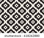 seamless pattern with abstract...   Shutterstock .eps vector #618262880