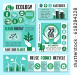 ecology protection banner ...   Shutterstock .eps vector #618284228