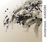 grunge background. vector... | Shutterstock .eps vector #61832383