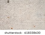 background of old vintage dirty ... | Shutterstock . vector #618338630