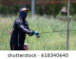 phuket   april 9  unidentified... | Shutterstock . vector #618340640