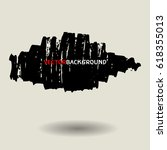marker texture background... | Shutterstock .eps vector #618355013