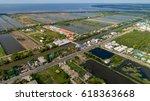 thailand samutsa khon aerial... | Shutterstock . vector #618363668