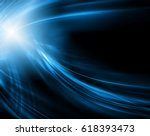 abstract blue background | Shutterstock . vector #618393473