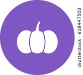 pumpkin   Shutterstock .eps vector #618447503