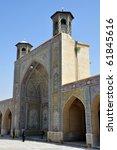 Iran architecture - stock photo