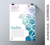 genetics testing science dna... | Shutterstock .eps vector #618488606