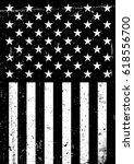 grunge united states of america ... | Shutterstock .eps vector #618556700