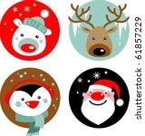 Christmas Characters   Santa ...