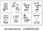 hand drawn vector graphic ink... | Shutterstock .eps vector #618605228