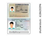 vector international open... | Shutterstock .eps vector #618620396