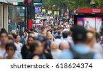 london  uk   august 24  2016 ...   Shutterstock . vector #618624374