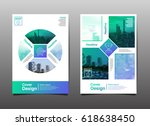 cover design template  cover... | Shutterstock .eps vector #618638450