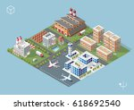 set of isolated high quality... | Shutterstock .eps vector #618692540