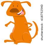 cartoon vector illustration of... | Shutterstock .eps vector #618752540