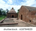 talatal ghar  this monument was ... | Shutterstock . vector #618784820