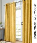 interior design with a window.... | Shutterstock . vector #618790310