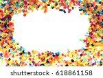flat design element.abstract...   Shutterstock . vector #618861158
