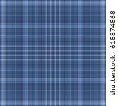 seamless tartan pattern.... | Shutterstock .eps vector #618874868