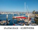 Newport Beach  California  Usa...