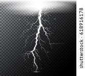 half transparent vector... | Shutterstock .eps vector #618916178