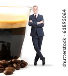 coffee addict | Shutterstock . vector #61893064