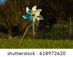 Plastic Windmill For Kids On...