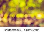 abstract blur image of  walkway ...   Shutterstock . vector #618989984