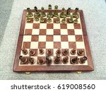 iron chess on the good wood