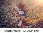 Dreaming In A Wheaten Field...