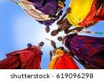 African Tribe. Maasai