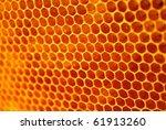 Golden Honey Cells