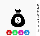 money icon vector    vector eps ...