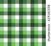 scottish seamless tartan plaid. ... | Shutterstock .eps vector #619181558