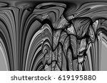 beautiful abstract pattern.... | Shutterstock . vector #619195880