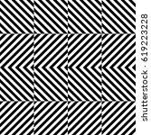 vector seamless pattern.... | Shutterstock .eps vector #619223228