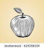 vector illustration of a... | Shutterstock .eps vector #619258154