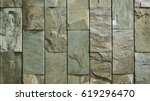 stone tile texture material... | Shutterstock . vector #619296470