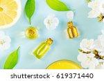 spring aromatherapy with citrus