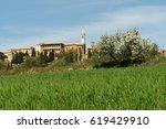 Pienza  Tuscany   Italy   Mar...