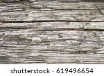 texture of an old dry board | Shutterstock . vector #619496654