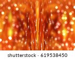 abstract background orange... | Shutterstock . vector #619538450