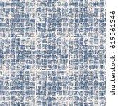 vector tie dye seamless pattern.... | Shutterstock .eps vector #619561346